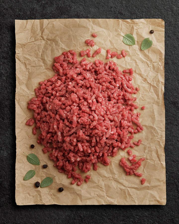 TERNERA PRODUCCIÓN ECOLOGICA/Carne picada