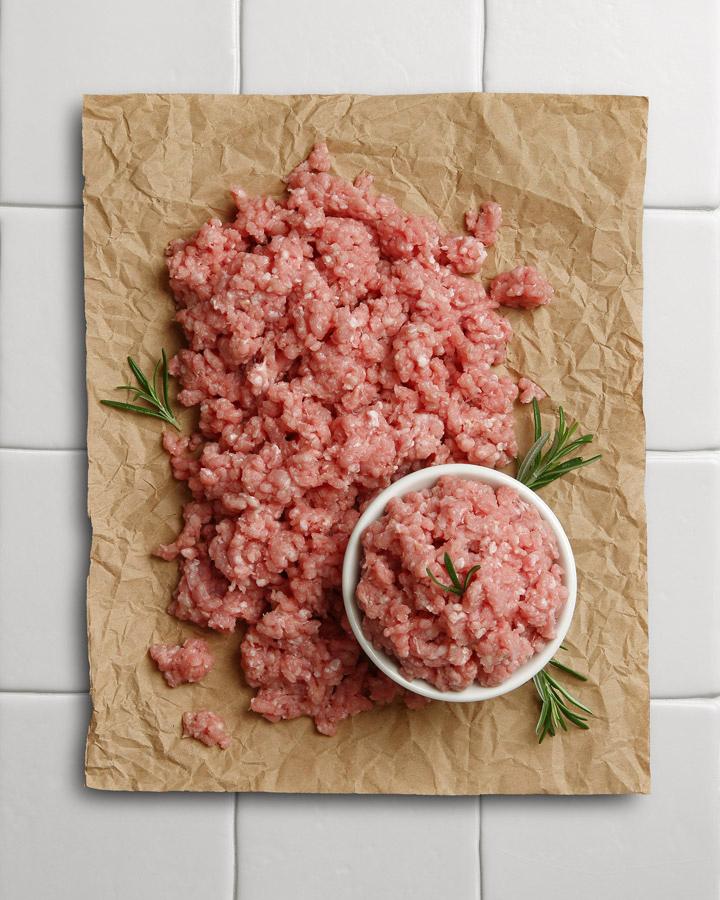 TERNERA BLANCA/Carne picada