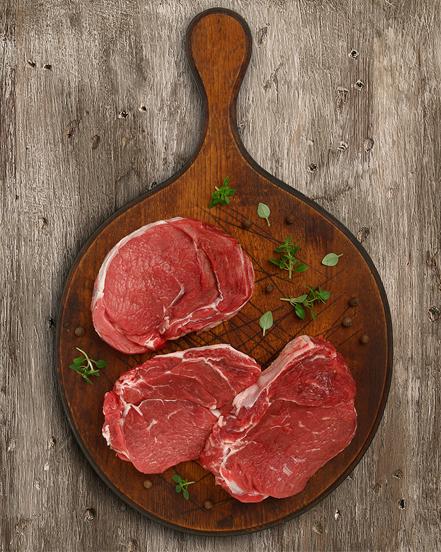 Aguja de Ternera Raza Nostra: carnicería a domicilio